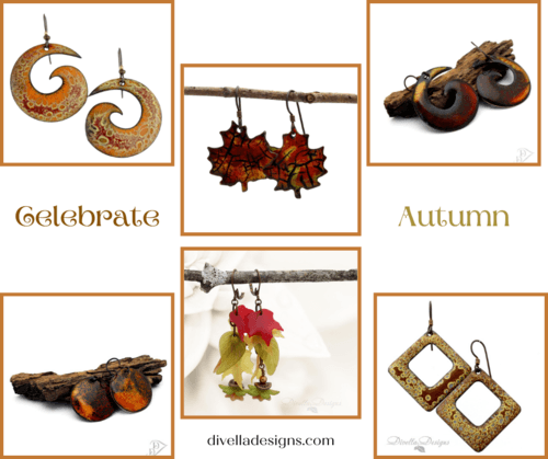 Welcome Autumn Jewelry! by Dianne Jacques