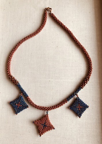 Seed Bead Designing by Sharon Wise