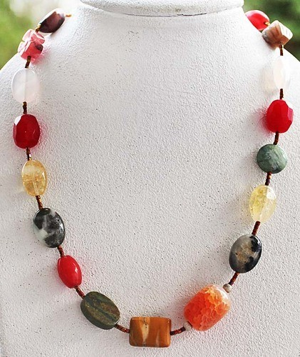 Clouds of Color with Beads, by Jackie Locantore