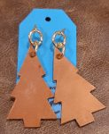 Leather and Suede Diffuser Jewelry by Audrey Cottle - featured on Jewelry Making Journal