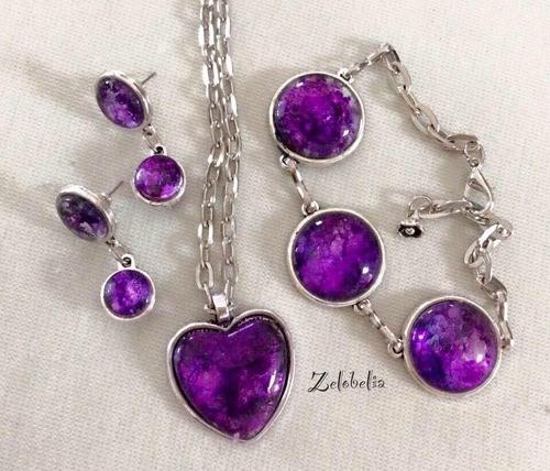 Pretty in Pink Jewelry by Izelle